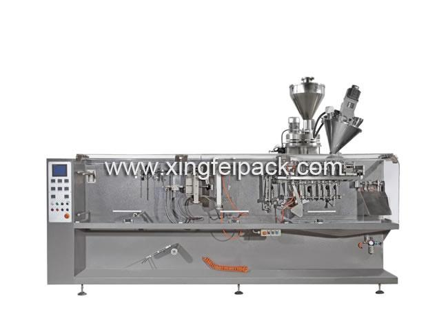 Automatic Powder And Granule Horizontal Packing Machine