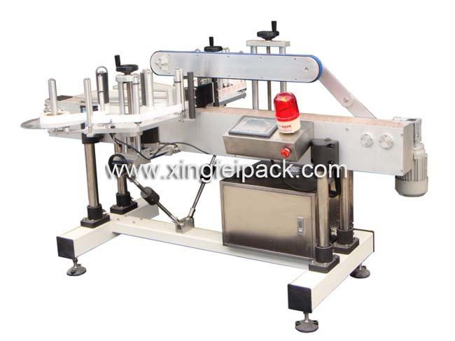 Automatic Double Side Bottle Labeling Machine