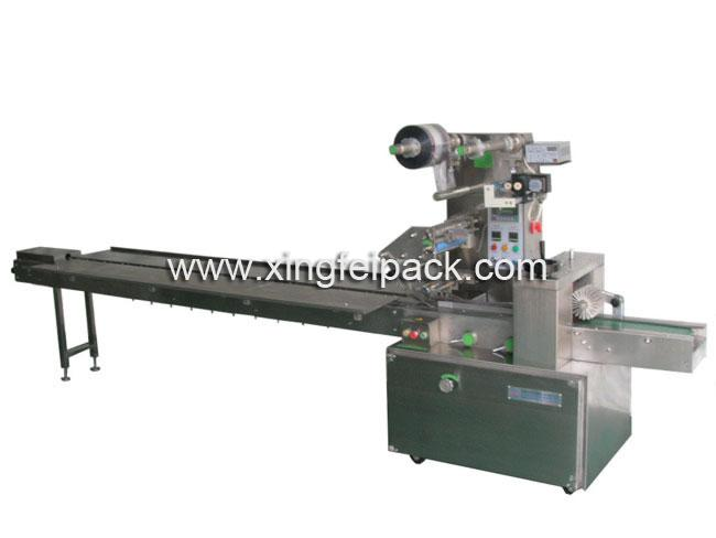 Automatic Pillow Type Flow Packing Machine