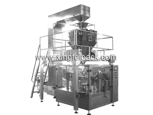 Automatic Pre-made Bag Granule Packing Machine