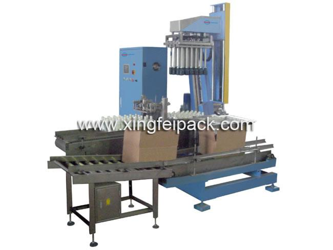 Automatic Bottle Loading Carton Packing Machine(Automatic Case Packing Machine)